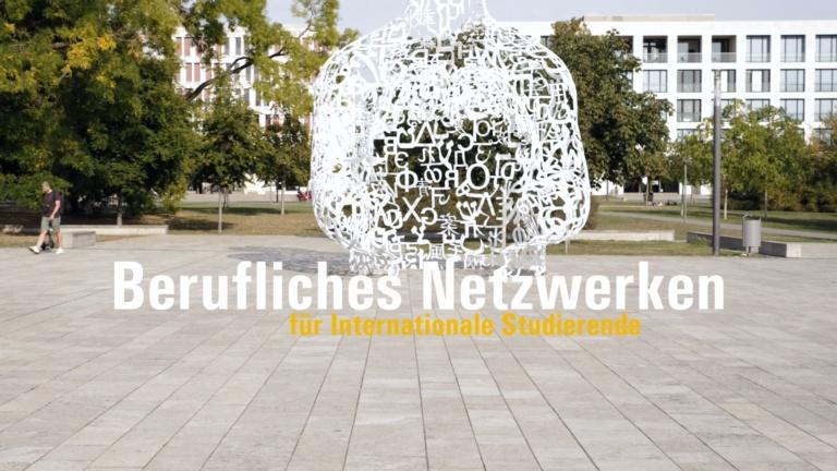 CONNECT: BERUFLICHES NETZWERKEN FÜR INTERNATIONALE STUDIERENDE